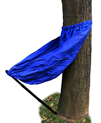 Portable Shooting Chair - Camping Chair- #1 Selling Camping Hunting Chair on Amazon - Hammock Style Chair - Hangs on Any Tree - Lightweight and Portable- BLUE