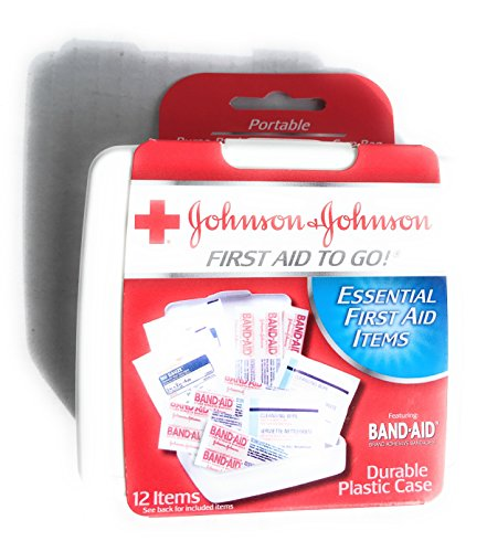 Price comparison product image J&J First Aid Travel Kit (Pack Of 6)