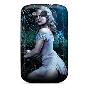 Elaney Case Cover For Galaxy S3 - Retailer Packaging True Blood Sookie Protective Case