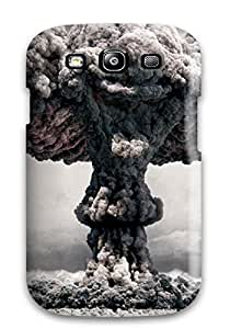 sandra hedges Stern's Shop Hot 8602081K54650984 Pretty Galaxy S3 Case Cover/ Mushroom Cloud Series High Quality Case