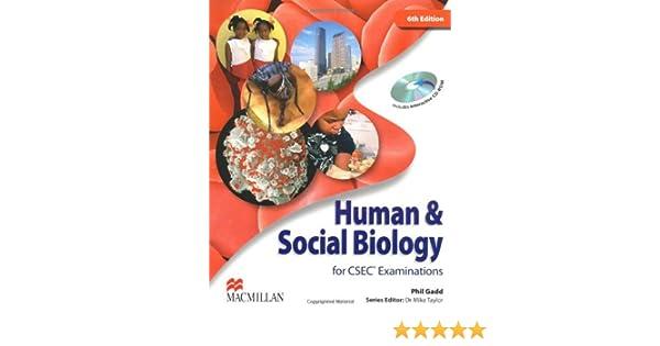 Human social biology for csec examinations pack philip gadd human social biology for csec examinations pack philip gadd 9780230721005 amazon books fandeluxe Choice Image