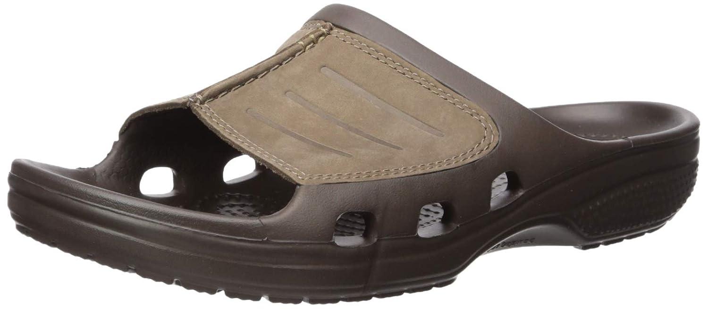 usine authentique efb92 b021d Crocs Men's Yukon Mesa Slide Sandal
