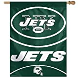 New York Jets Banner (27 in. x 37 in.) For Sale