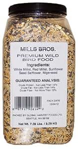 Mills Bros Premium Wild Bird Food