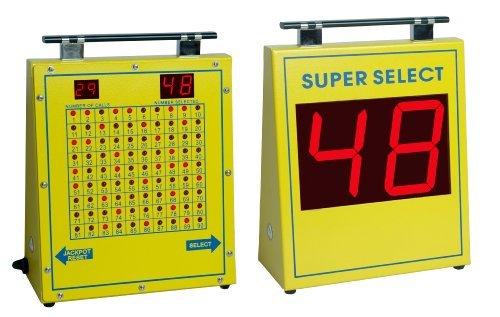 Super Select Electronic Bingo Machine by Bingo House