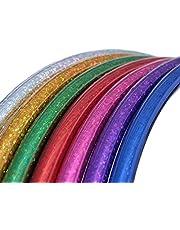 hoopomania Hula Hoop, Glitter Farben Aro, Infantil