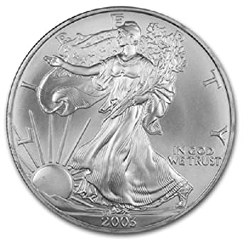 2009 American Silver Eagle 1 Troy Ounces .999 Fine Silver Coins of America