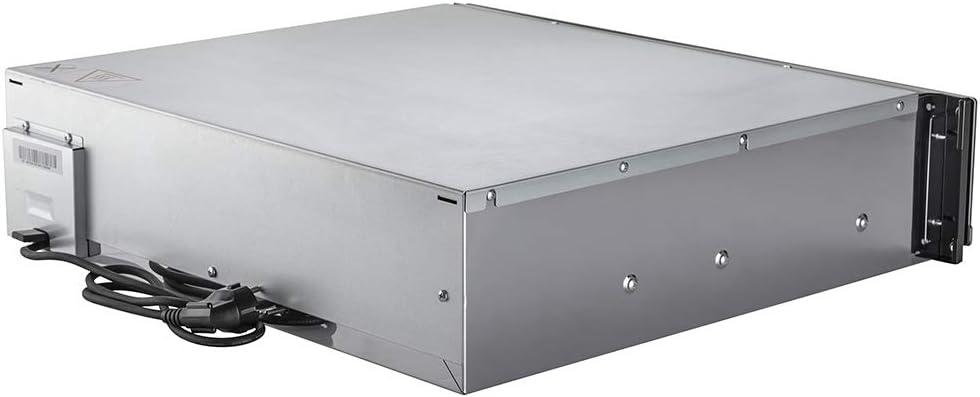 KKT KOLBE 60cm, 1kW, 25kg Tragkraft, Edelstahl und Glas, autark, 30 /°C - 80 /°C w/ählbar, Tellerw/ärmen, Sanftgaren, uvm. Einbau-W/ärmeschublade WS1503S