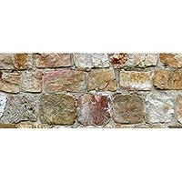 Bungalow Flooring Rockwall Decorative Mat Rug Size: 25 x 60