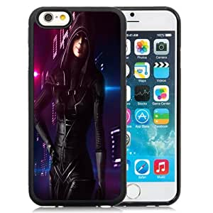Beautiful Custom Designed Cover Case For iPhone 6 4.7 Inch TPU With Female Demon Hunter Phone Case Kimberly Kurzendoerfer