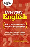 Everyday English, Patrick Scrivenor, 1606524828