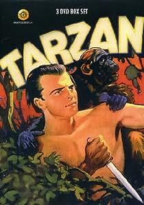 Tarzan Box Set (3 Dvd) [Italia]