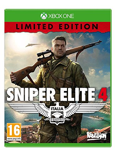 Sniper Elite 4 - Limited Edition (Xbox One) UK IMPORT REGION FREE