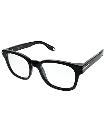 5524c8bf27 Image Unavailable. Image not available for. Color  Givenchy Unisex  Rectangular 51Mm Optical Frames