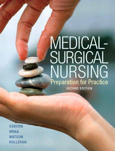 Medical-Surgical Nursing (2nd Edition) Pdf