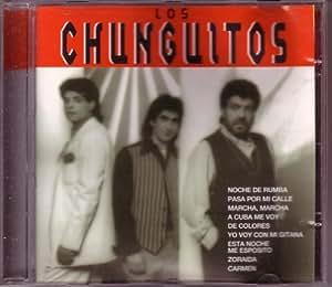 Los Chunguitos. Noche de rumba