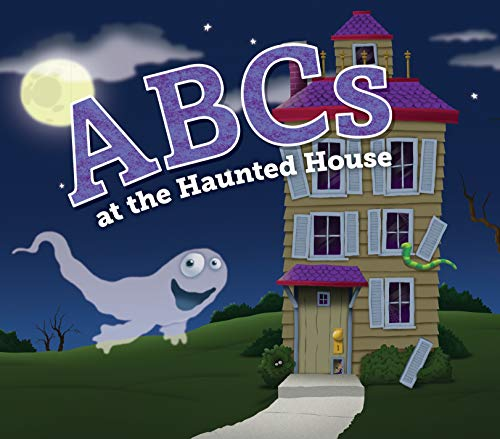 Halloween Kindergarten Language Arts (ABCs at the Haunted House (ABC)