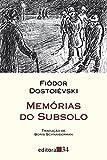 capa de Memórias do Subsolo
