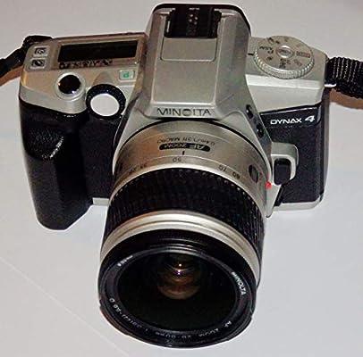 MINOLTA DYNAX 4 - Incluye LLL AF Zoom - Objetivo (28-80 mm, 1:3.5 ...