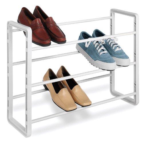 9 Pair Shoe Rack - 5