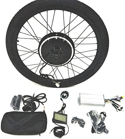 36V500W Hub Motor Ebike Bicicleta ELÉCTRICA KIT DE CONVERSIÓN + Tire + LCD Display Theebikemotor: Amazon.es: Deportes y aire libre