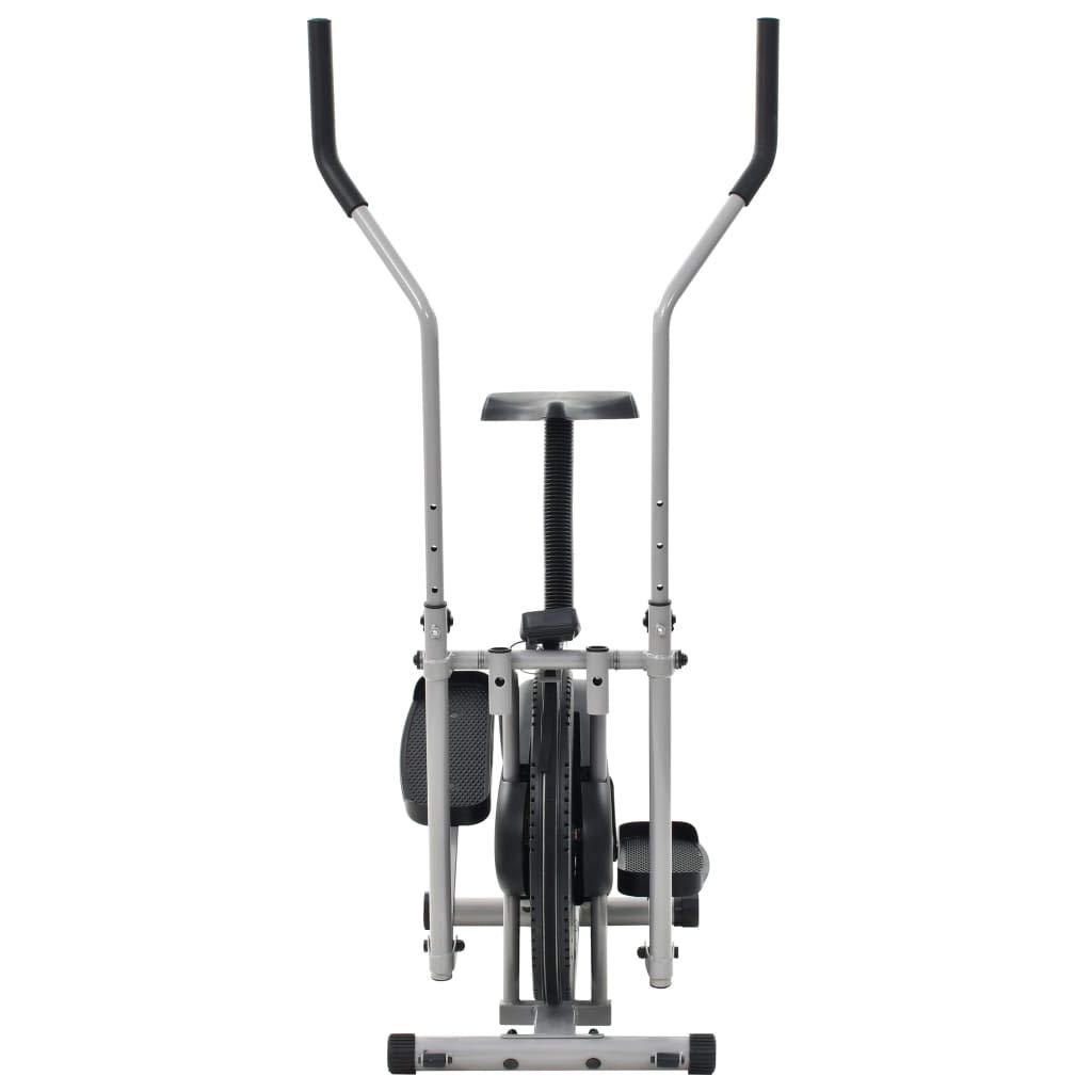 Ausdauertraining Crosstrainer vidaXL Ellipsentrainer 50cm Crosstrainer Heimtrainer Ergometer Cardio Fitness