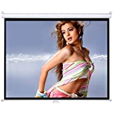 """Amazon Price History for:Projector Screen, Auledio Portable 100"""" Diagonal 16:9 HD Manual Pull Down Projection Screens with Auto Lock - Suitable for HDTV / Sports / Movies / Presentations"""