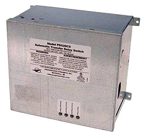 Progressive Dynamics PD52DCSV Automatic Power Transfer Relay