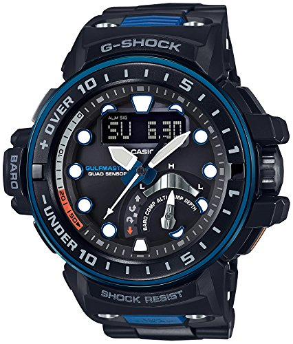 CASIO G-SHOCK GULFMASTER GWN-Q1000MC-1A2JF MENS JAPAN IMPORT