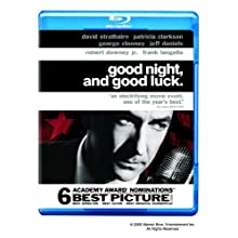 Good Night and Good Luck [Blu-ray] (2006)