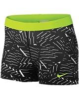 Nike Women's Pro Bash 3 Inch Compression Shorts