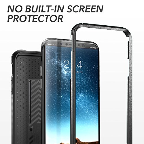 various colors 3f9b6 171f7 iPhone X Case, YOUMAKER Heavy Duty Protection Kickstand - Import It All