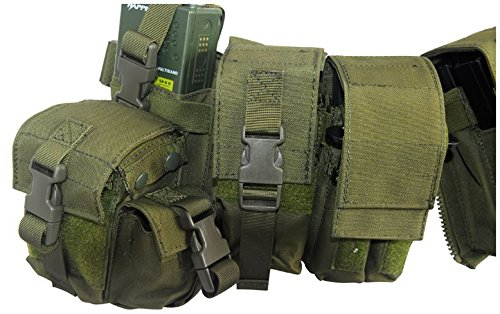 600D-Lancer-Tactical-CA-317-Series-T1G-Load-Bearing-Chest-Rig-OD-Green