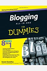 Blogging All-in-One For Dummies Paperback