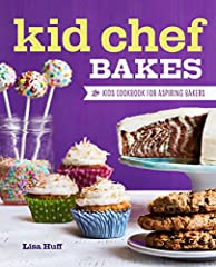 For fans of the widely popular kids cookbook Kid Chef comes Kid Chef Bakes—a cookbook that makes teaching kids to bake a piece of cake              When a child is ready to take the spatula into his or her hands, it can be di...