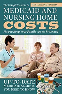 Book Cover: Complete guide to medicaid and nursing home costs : how to keep your family assets protected.