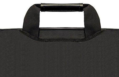 13-Zoll-17-Zoll Luxburg Zoll Luxus Designer Schultergurt Business Notebook Tragetasche mit Griffen. Verschiedene Designs und Größen erhältlich! Wrong Evolution 33 cm (13 Zoll)