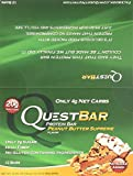 Quest Bar Protein Bar, Peanut Butter Supreme, 2.12 Ounce (Pack of 12)