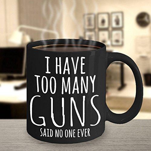 machine gun coffee mug - 6