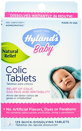 Hylands Baby Tablets Natural Irritability product image