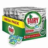 Fairy Platinum Dishwasher Tablets Bulk, 120 Tablets