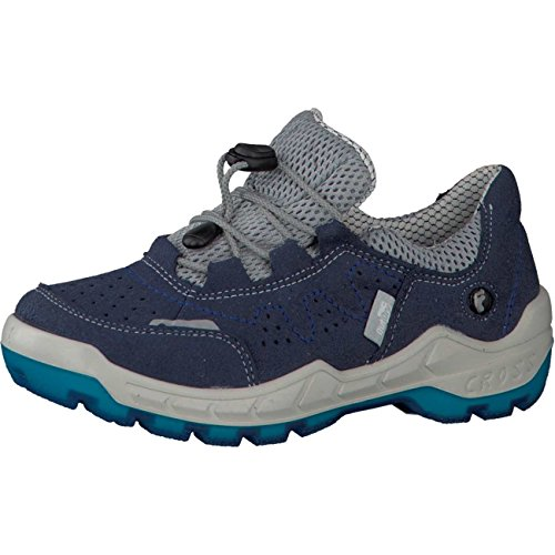 Ricosta Jungen Thorben Sneaker Blau (Ozean/Teer)