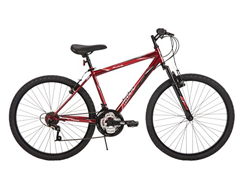 Huffy Bicycles 26327 Mens Alpine Bicycle, Metallic Crimson, 26-In.