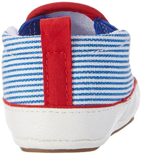 Sterntaler Baby-schuh - Zapatillas de casa Bebé-Niñas Rot (Feuerrot)