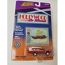 Johnny Lightning Hollywood On Wheels The Monkees with Bonus Showcard