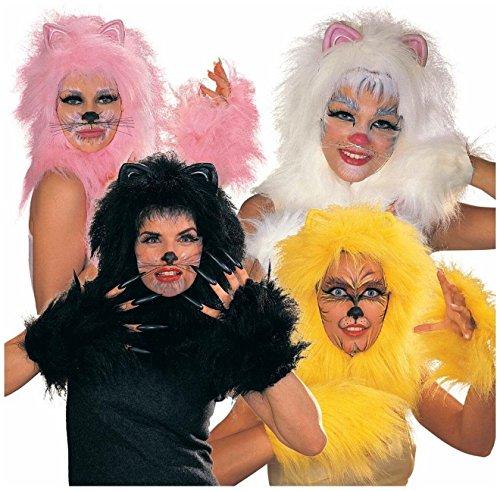Cats Kit Costume Accessory Set - Feline Costume Makeup