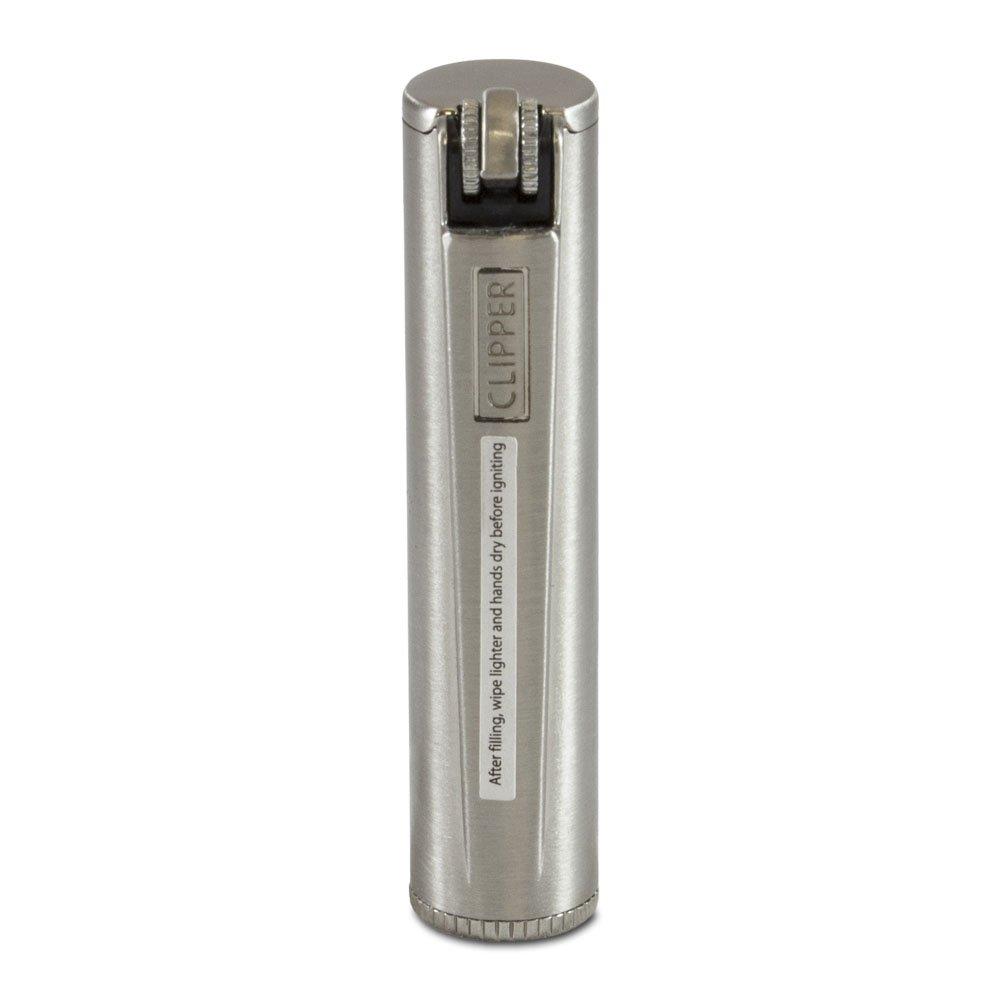 Clipper Metal Refillable Lighter - Petrol