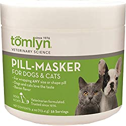 Tomlyn Products 079-427463 Pill-Masker Original for Cats & Dogs Bacon, 4 oz