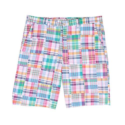 Country Club Prep New Pastel Madras Shorts