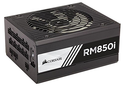 Corsair RMi Series 850W Modular  ATX Power Supply Black CP-9020083-NA